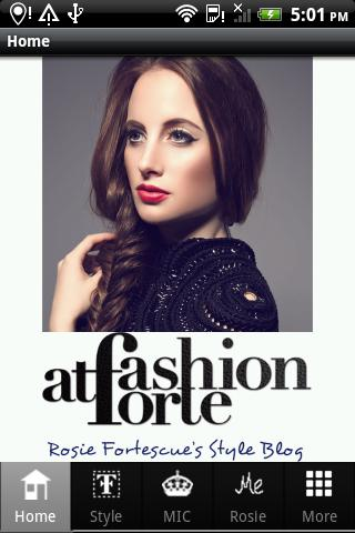 at fashion forte