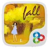 Fall GO Launcher Theme