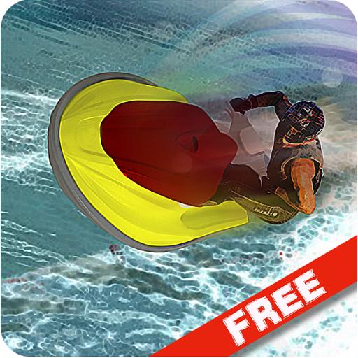 ジェットスキー 賽車遊戲 App LOGO-硬是要APP