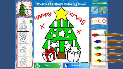My Big Christmas Coloring Book