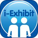 i-Exhibit logo