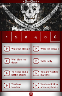 Pirate SoundBoard - screenshot thumbnail