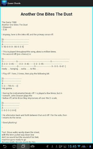 【免費音樂App】UFO Lyrics and Chords-APP點子