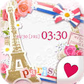 Cute wallpaper★Romantic Paris