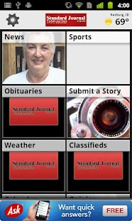 Standard Journal - screenshot thumbnail
