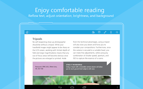 Foxit MobilePDF - PDF reader v3.2.0.1231