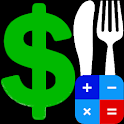 Restaurant Tip Calculator Pro icon
