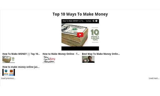 【免費財經App】Top 10 Ways To Make Money-APP點子