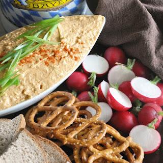 Obatzda (Bavarian Cheese Spread)