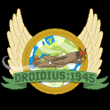 Droidius: 1945 logo