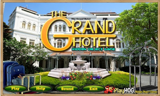 【免費解謎App】Grand Hotel Free Hidden Object-APP點子