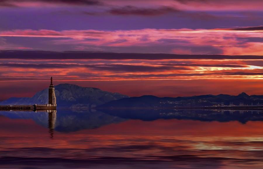 La vie en rose by Yara GB - Landscapes Sunsets & Sunrises