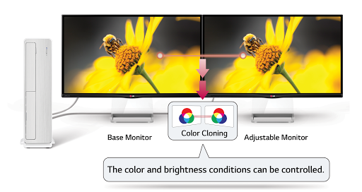 LG Color Cloning