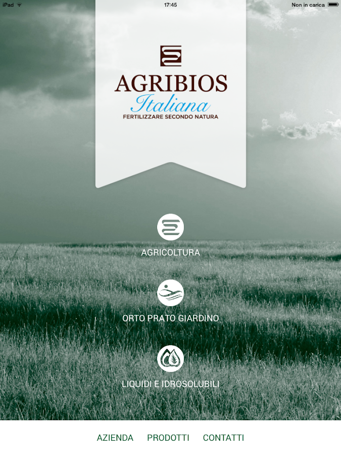 Agribios- screenshot