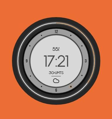 The Clock Project Zooper Pro