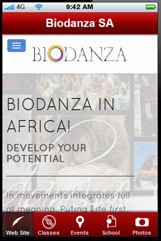 Biodanza News South Africa