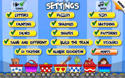 Preschool Learning Games Kids- screenshot thumbnail
