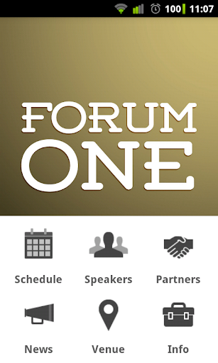 【免費通訊App】Forum One Leadership Forum-APP點子