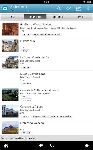 【免費旅遊App】Ecuador Travel Guide-APP點子