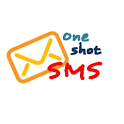 One Shot SMS icon
