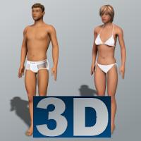 3D BMI Calculator 2 Free 3.4