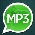 Whatsapp MP3 icon