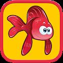 Fish puzzle - fun for kids icon