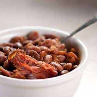 Boston Baked Beans.