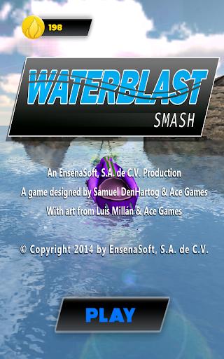 Waterblast Smash