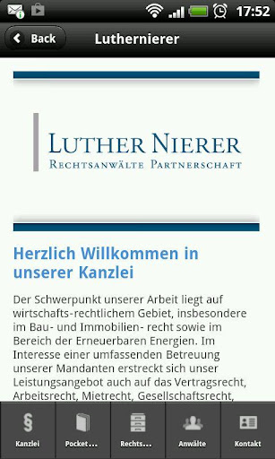 Luther Nierer Rechtsanwälte