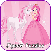 Princess Girls Jigsaw Puzzles