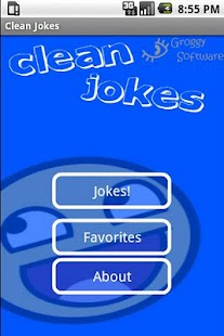 Clean Jokes- screenshot thumbnail