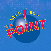 104.5 & 96.1 The Point, WXER