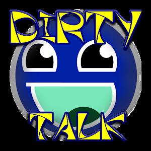Dirty talk app