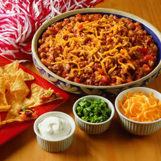 Football Party Dip.