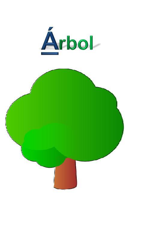 Alfabeto en Español- screenshot