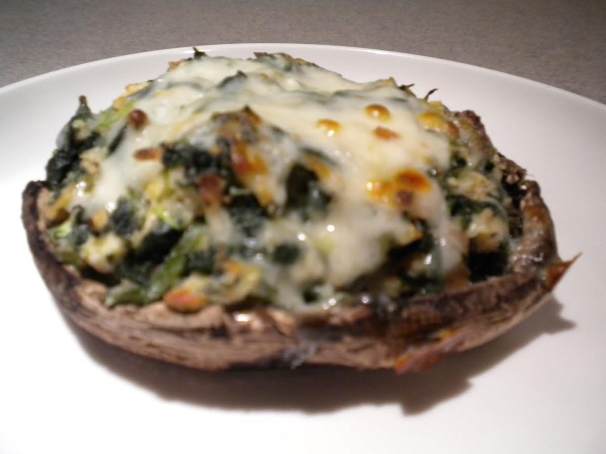 10 Best Stuffed Portabella Mushroom Caps Recipes