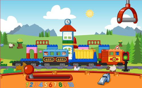 LEGO® DUPLO® Train - Google Play Android 應用程式