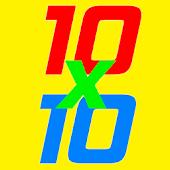 Quadrato Magico 10x10