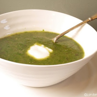 Spinach Soup Diet Recipes.