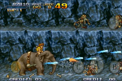 METAL SLUG 3 - screenshot