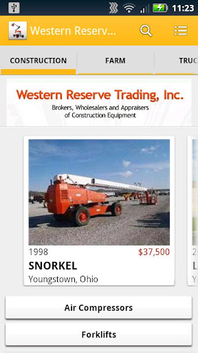 Western Reserve Trading Inc.
