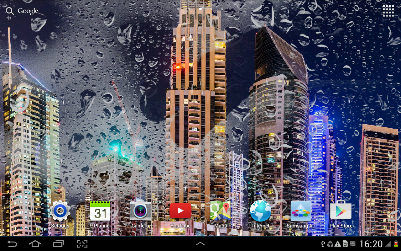 Dubai night live wallpaper android apps on google play for 3d wallpaper for home dubai