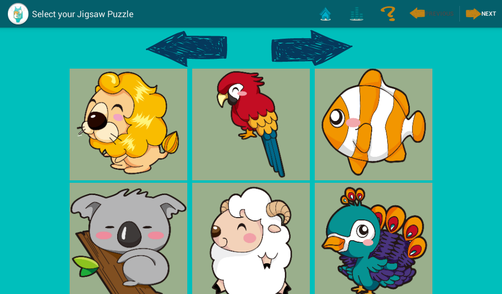 Jigsaw Puzzles Factory (Baby) - screenshot