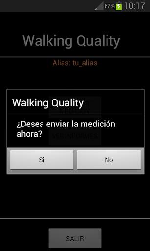 Walking Quality 醫療 App-愛順發玩APP