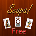 Scopa! Free logo