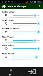 Volume Manager - screenshot thumbnail