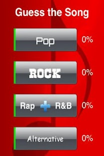 Guess the Song Pop, Rap, Rock - screenshot thumbnail