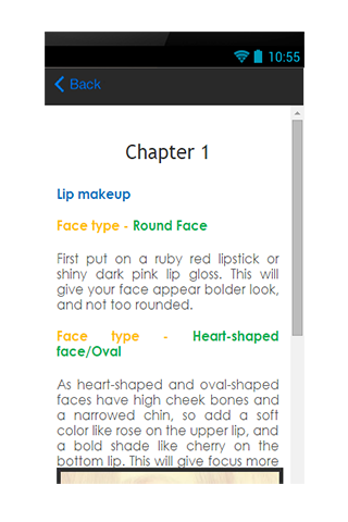 【免費生活App】How To Do Face Makeup-APP點子
