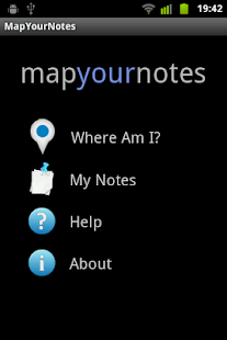 Map Your Notes- screenshot thumbnail